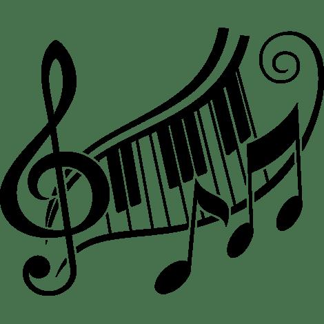 Si Eres Un Enamorado De La Música, Hazte Con Este Adhesivo Que