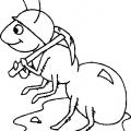 Dibujos De Hormigas Para Colorear E Imprimir