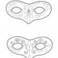 Mascaras Griegas Para Colorear