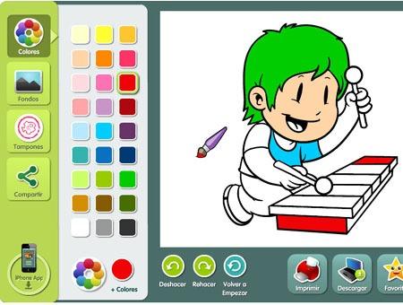 Páginas Para Colorear