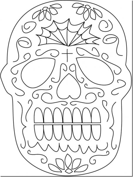 Día De Los Muertos  51 (fiestas Y Ocasiones Especiales) – Páginas