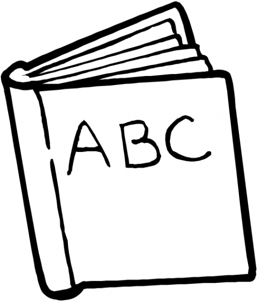 Material Escolar  60 (objetos) – Páginas Para Colorear