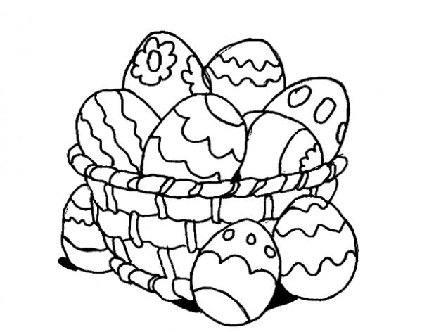 Pascua  147 (fiestas Y Ocasiones Especiales) – Páginas Para Colorear