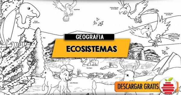 Material Para Trabajar Los Ecosistemas