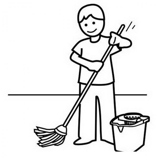 Dibujos Para Limpieza