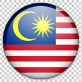 Bandera De Malasia Para Colorear
