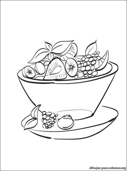 Ensalada D Frutas Pintar