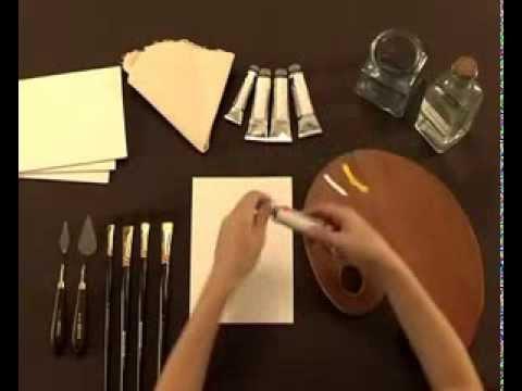 Cómo Pintar Con Oleo