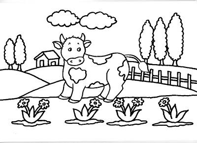 Dibujos Para NiÑos Para Imprimir Y Colorear Gratuitos  Dibujo De
