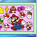 Juegos De Colorear A Mario