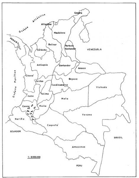 Mapa Del Perú Con Sus Departamentos Y Capitales Para Colorear