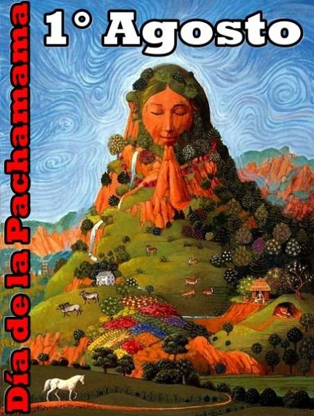 Imágenes Del Día De La Pachamama O Madre Tierra Para Compartir