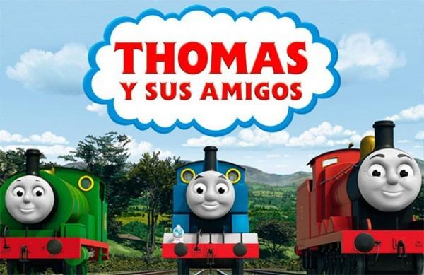 Thomas Y Sus Amigos Para Colorear