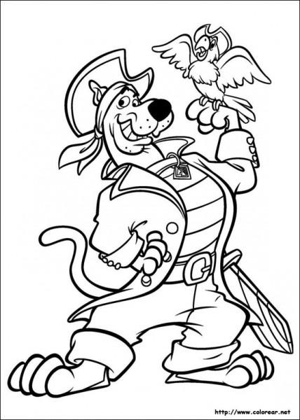 Dibujos De Scooby