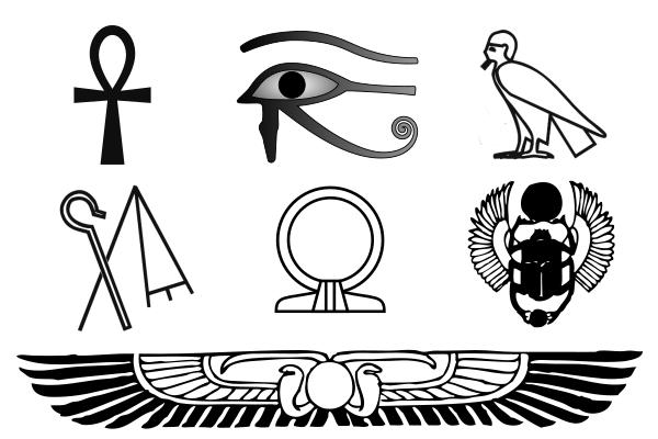 Símbolos Egipcios (origen Y Significado)