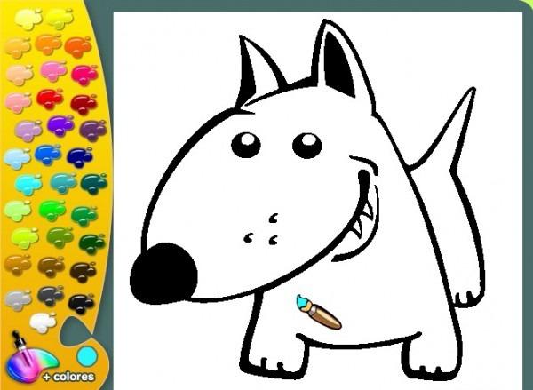 Recursos Y Juegos Para Infantil  Colorear Online