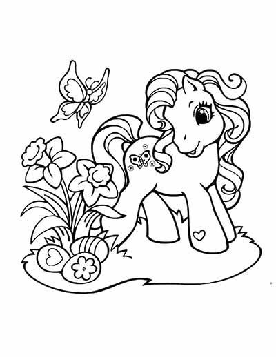 ▷ Libros E Imágenes De Unicornio Para Colorear!