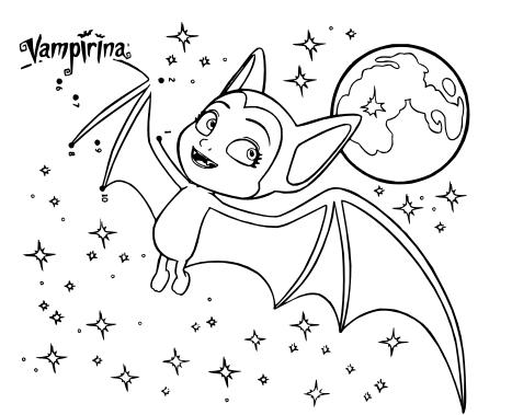 Cositas Entretenidas Y Faciles De Hacer  Dibujos De Vampirina Para