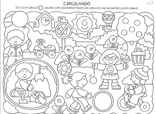 Dibujos Para Niños De Primaria