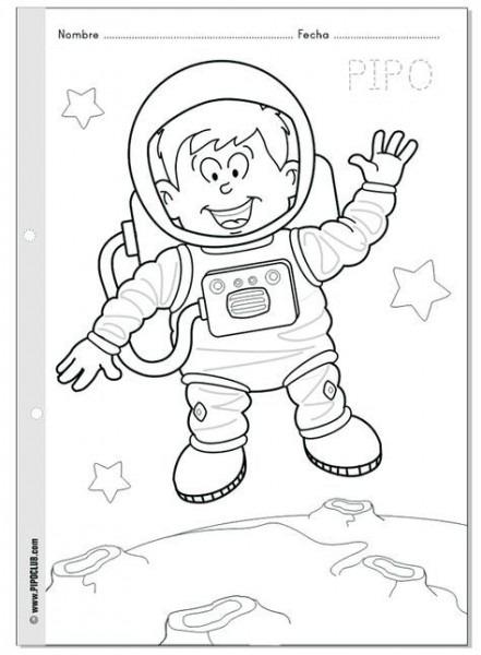 Pipo Astronauta