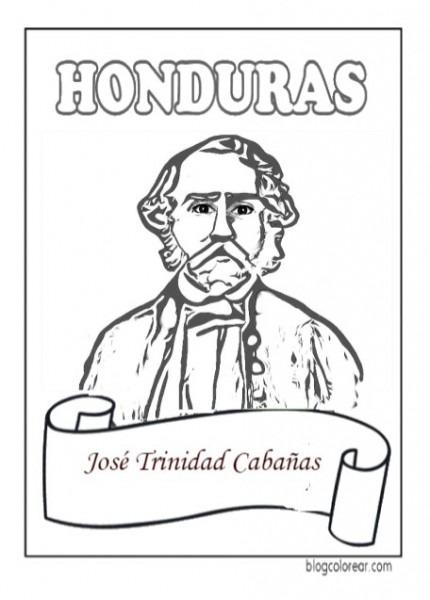 Colorear Nacimiento De José Trinidad Cabañas