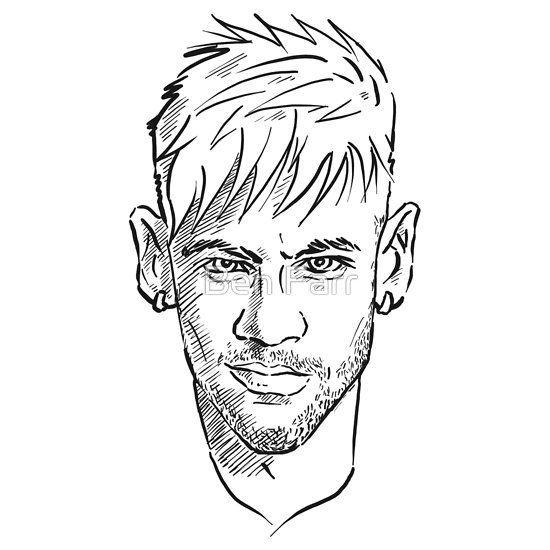 Printable Neymar