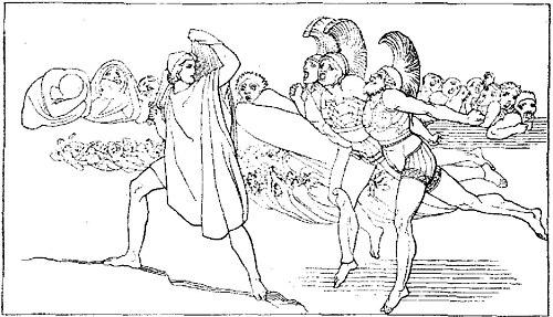 La Odisea (luis Segalá Y Estalella) Canto Xi