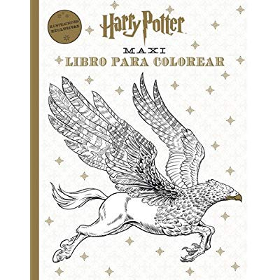Braden Whitney  Harry Potter Maxi Libro Para Colorear Pdf Free