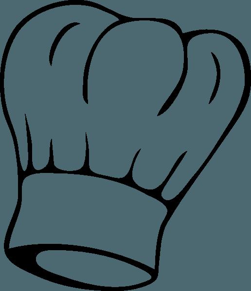 Gorros De Chef Para Colorear Free Image
