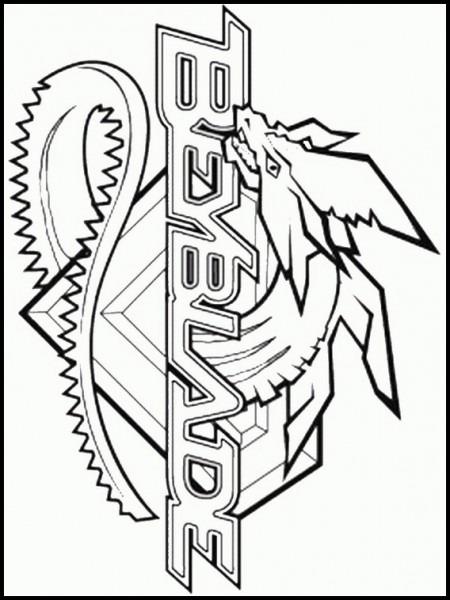 Imprimir Dibujos Para Colorear Beyblade Burst 8
