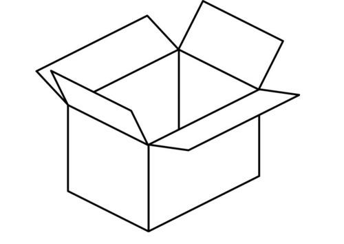 Cajas De Carton Para Cololrear