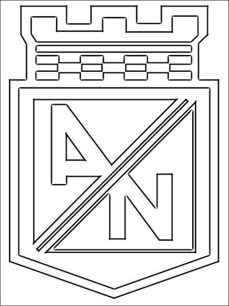 Resultado De Imagen Para Escudo Del Atletico Nacional Para