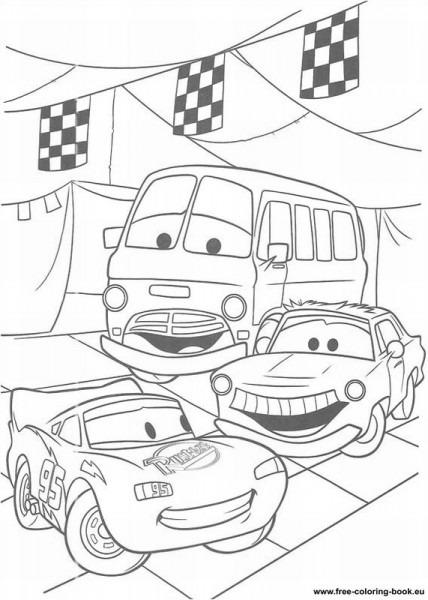 Dibujos Para Colorear E Imprimir De Cars 2 Â« Ideas & Consejos