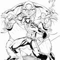 Daredevil Para Colorear