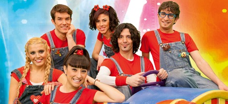 Cosquillas  El Nuevo Espectáculo De Cantajuego Para Niños