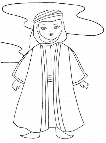 Dibujos De Tuaregs