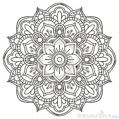 ❤~ Mandala Para Colorear ~❤ …