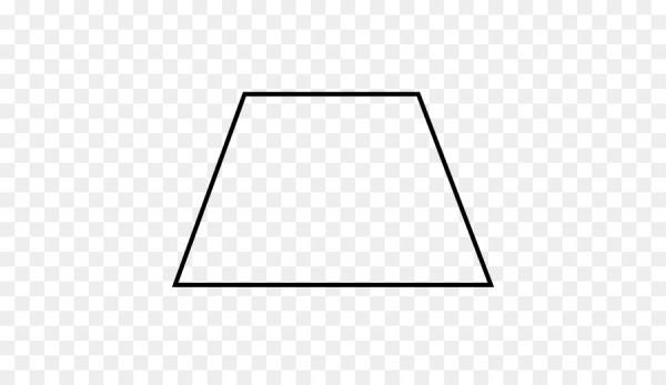 Trapecio, Forma, La Geometría Imagen Png