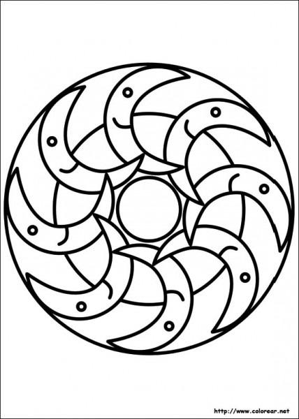 15 Mandalas Para Colorear Sobre Los Aztecas – Mandalas Para Colorear
