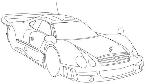 Dibujo De Mercedes