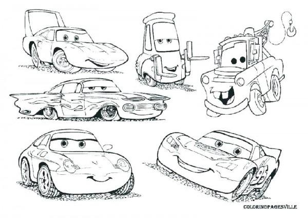 Fiesta Infantil De Cars De Bajo Presupuesto