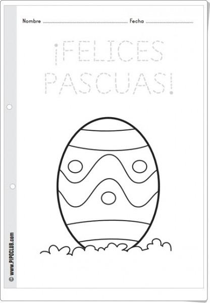 Recursos Didácticos Para Imprimir, Ver, Leer   Huevos De Pascua