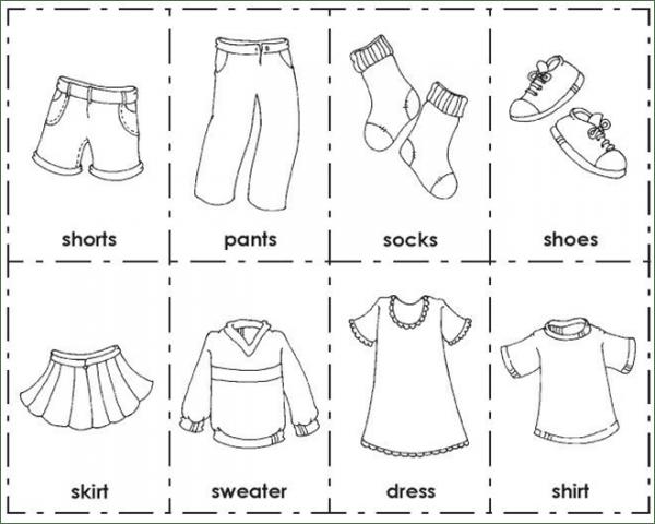 Dibujos De Ropa – Fashion Dresses