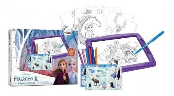 Set Para Colorear Frozen 2 Disney Envio Gratis Caba