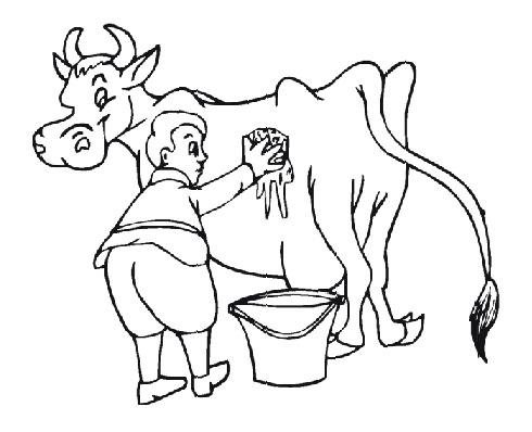 Dibujos Para Colorear Animales De Granja