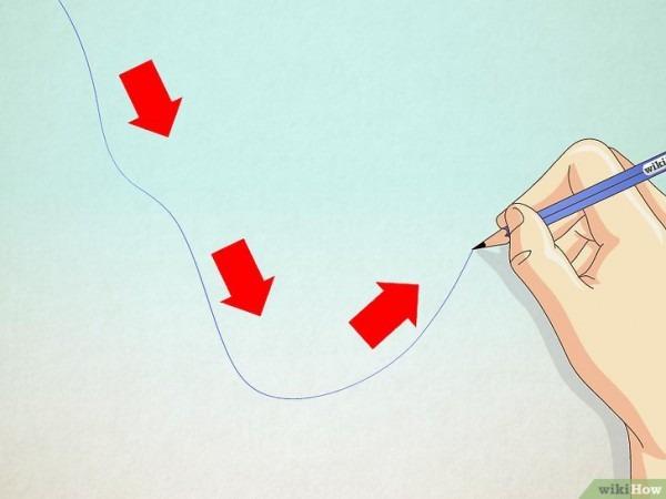 Cómo Dibujar Una Enredadera Colgante  7 Pasos
