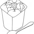 Dibujos Para Colorear Yogurt