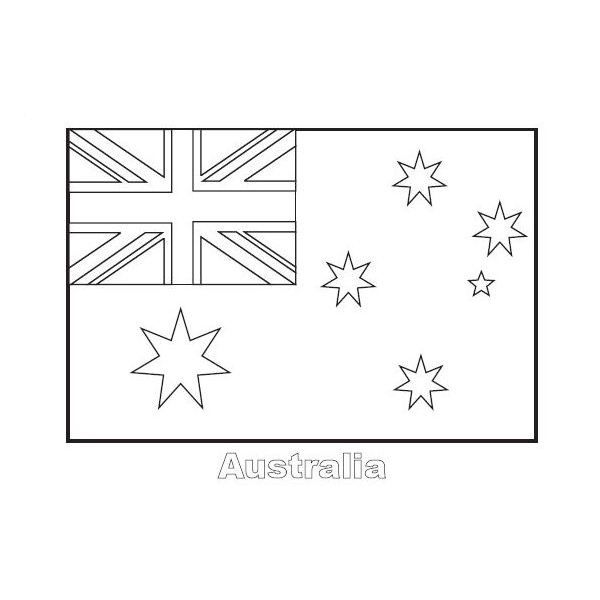 Coloring Sheets  World Flags