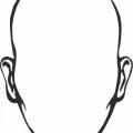 Dibujos De Caras De Ni?os Para Colorear E Imprimir