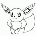 Pokemon Para Colorear Eevee